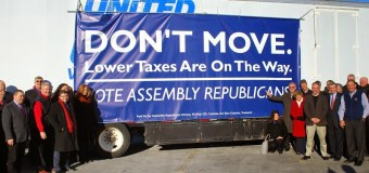 Assembly GOP Road Show Urges Residents: Don't Move!