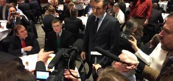 THURSDAY: Cruz set to raise big money, announce N.J. team in Union County