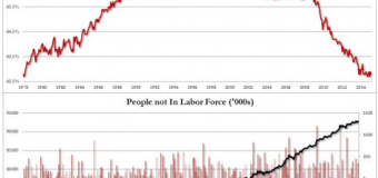 Lies, Damn Lies and Government Unemployment Statistics