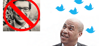 10 quotes for Cory Booker to chew on after our Twitter breakup