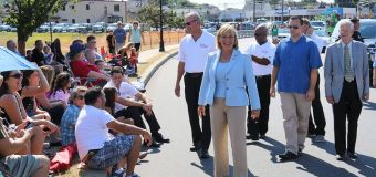 Guadagno sounding like a candidate in her office's latest newsletter