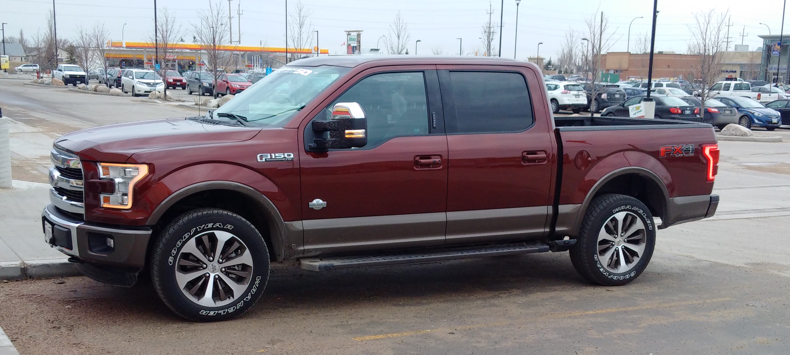 ford canada f150 king ranch. Black Bedroom Furniture Sets. Home Design Ideas