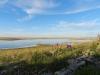 Озеро в степи. Забайкальский край. Фото В. Кирилюка