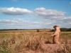 Сурок у норы © www.zapoved-kursk.ru