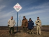 На границе охранной зоны ЦЧЗ. Фото предоставлено Центрально-Черноземным заповедником