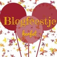 Tijd voor een herfstig blogfeestje