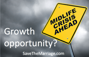 How to save your marriage in a midlife crisis.