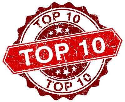 Top 10 Lists for saving your marriage.