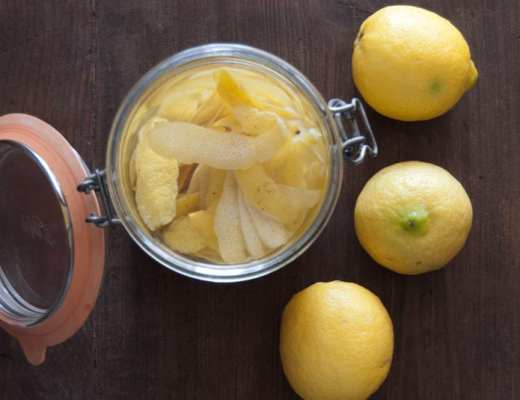 limoncello-recette