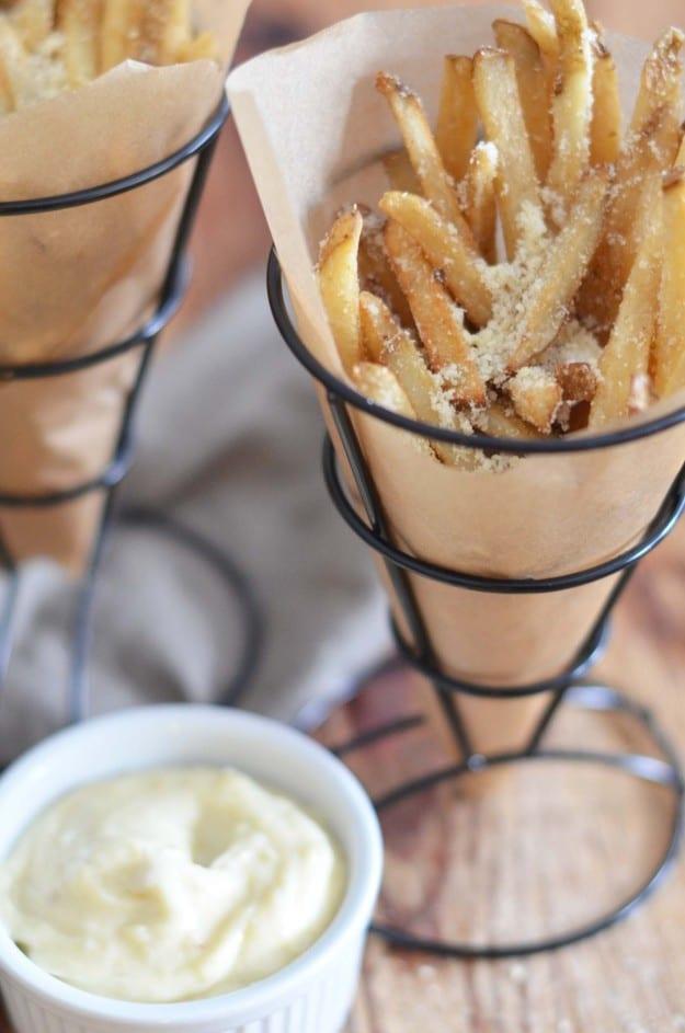 recettes de frites 4 10 recettes de frites décadentes pour avoir la patate