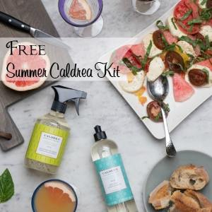 FREE Summer Caldrea Kit from Grove Collaborative!  You NEED These Cleaners!
