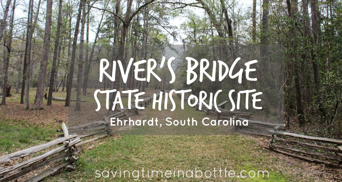 River's Bridge State Historic Site