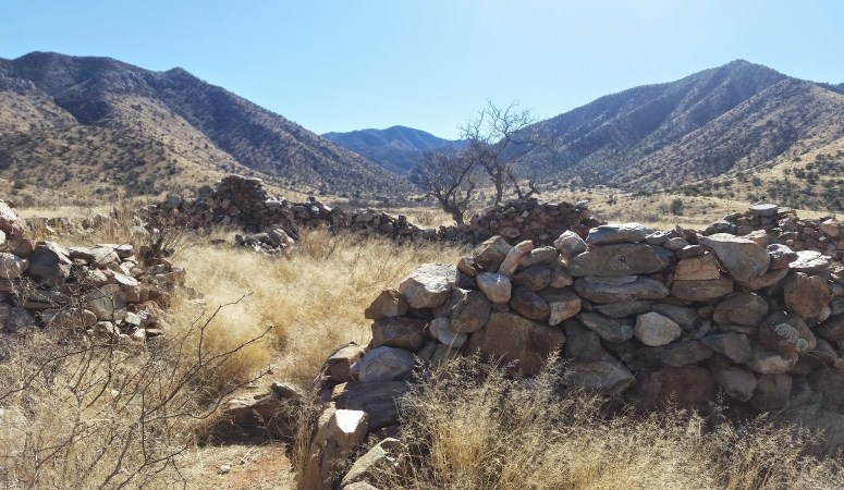Dragoon, Tombstone, and the San Pedro River