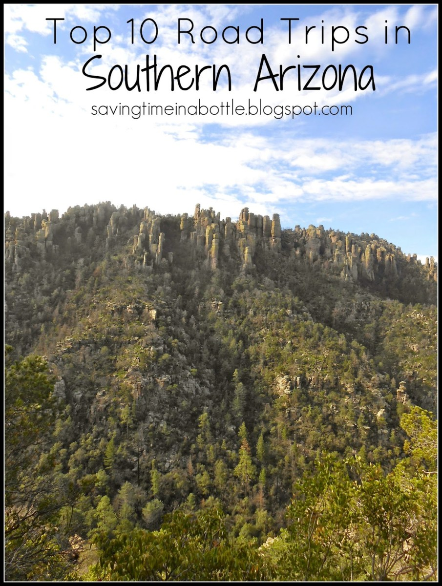 Top 10 Road Trips in Southern Arizona