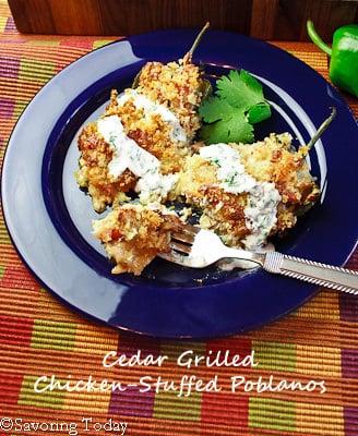 Cedar Grilled Chicken - Served 2 (1 of 1) copy