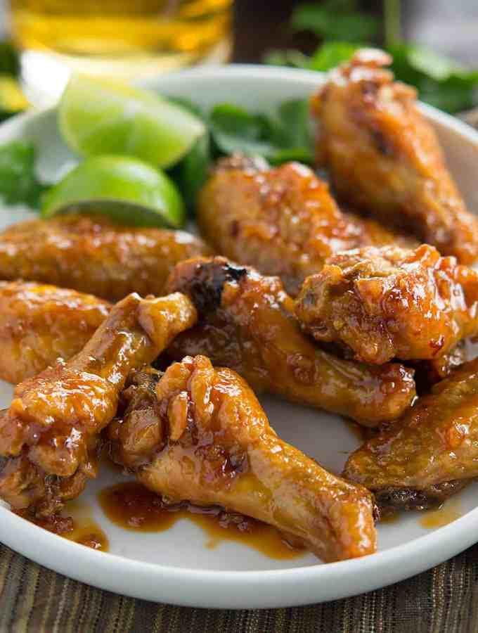 Honey Garlic Chipotle Wings dsc_0105