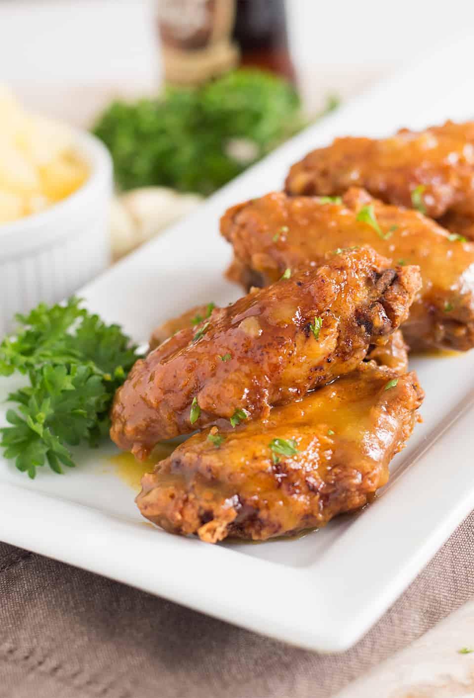 garlic black pepper chicken recipe
