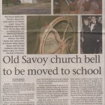 Church Bell at School (2005)