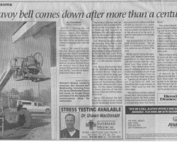 Church Bell Comes Down (2005)