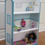 dollhouse bookcase