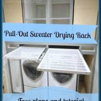 Building-a-Pull-out-Sweater-Drying-Rack Pin