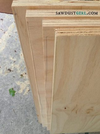 how to build a cabinet drawer - SawdustGirl.com