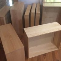 Dovetail kitchen drawers
