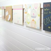 Organization Station Memo Boards