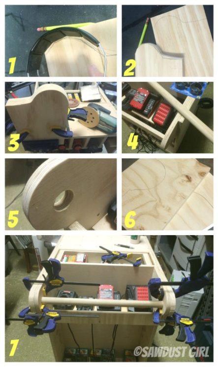 shop_built_rolling_work_cart_step 10 - handles