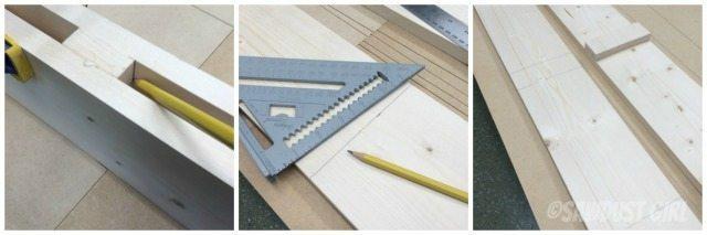 $5 wood Magazine rack tutorial