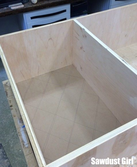 Building a Wine Storage Cabinet