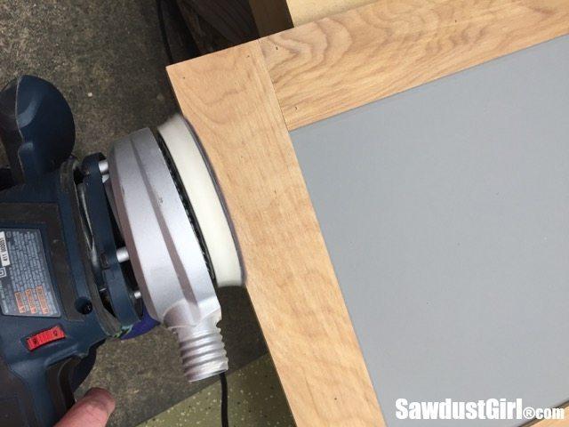 Easy DIY Sliding Cabinet Doors