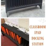 Classroom iPad Docking Station