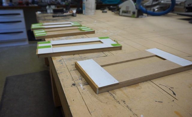 Doors, Drawers, Drawer fronts and Pulls