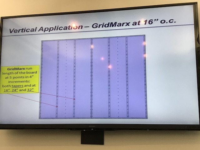 Purple XP Drywall gridlines