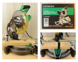 hitachi miter saw review feature