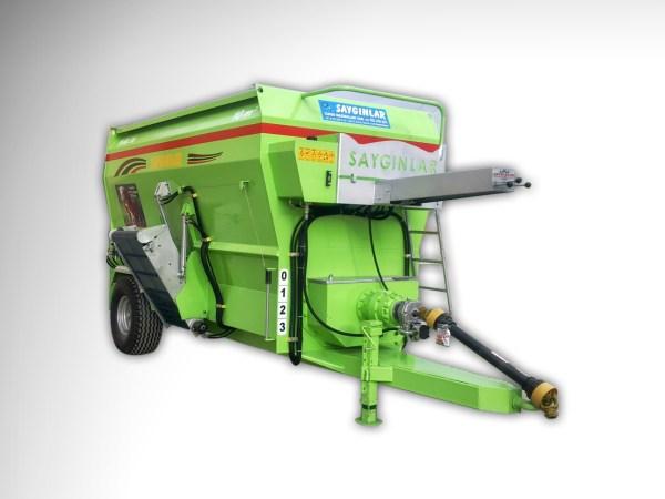 Feed Mixer Tmr Wagon 10m3