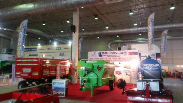 Konya Agriculture Fair 2014