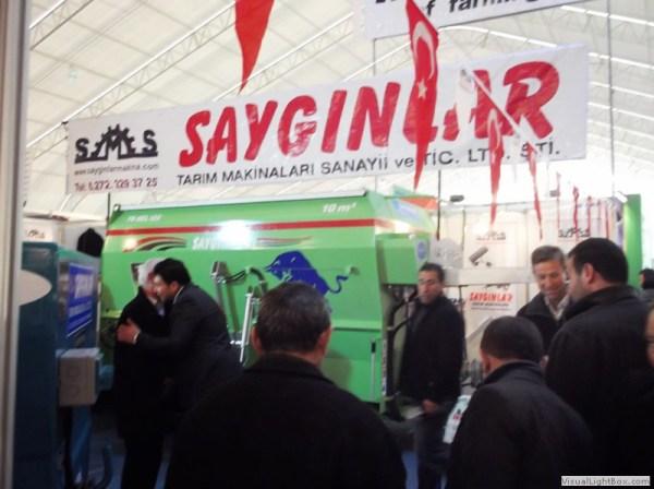 Konya Agriculture Fair 2012