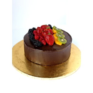Serene Cake Strawberry Mousse Cake Recipe Chocolate It Hs Up Well I Love This Recipe Strawberry Chocolate Mousse Cake Say It I Will Be Using This Recipe Again Gelatin Strawberry Mousse Cake Filling