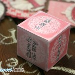 Super Cute and Fun Cupid Dice at SayNotSweetAnne.com