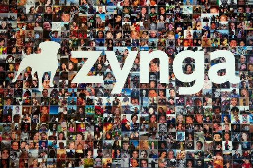 Zynga Inc. signage