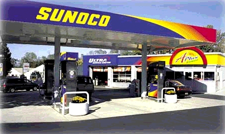 Sunoco station