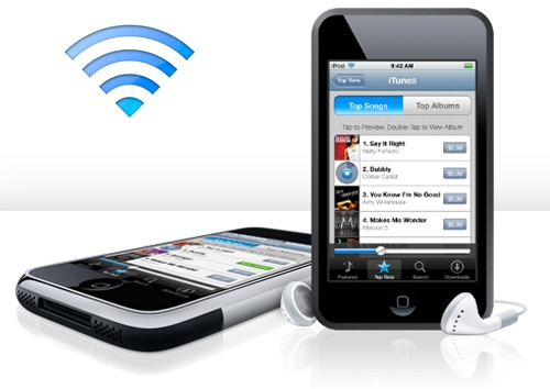 iPhone and WiFi