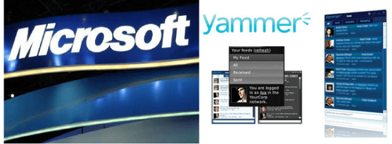 Microsoft acquires Yammer