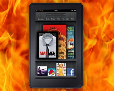 Amazon's Kindle Fire