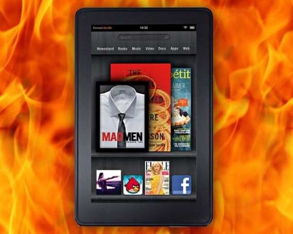 Amazon's Kindle Fire