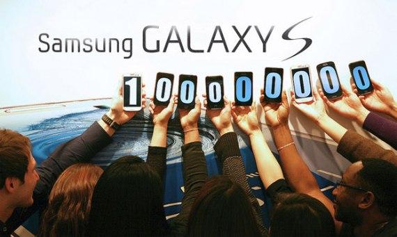 Samsung Galaxy S Series Sales (Credit: Samsung Tomorrow/Flickr)