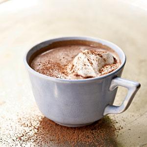 Hot Chocolate (Credit: myrecipes.com)