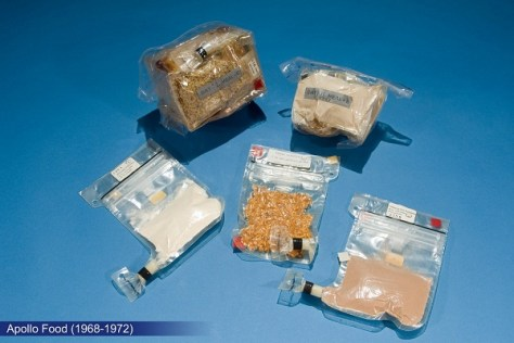 Space Food Apollo